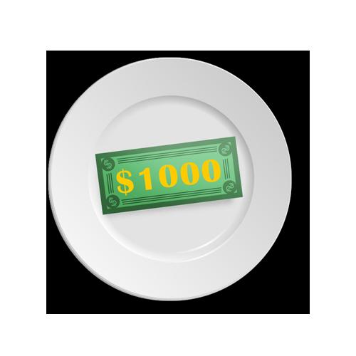 1000-dinner